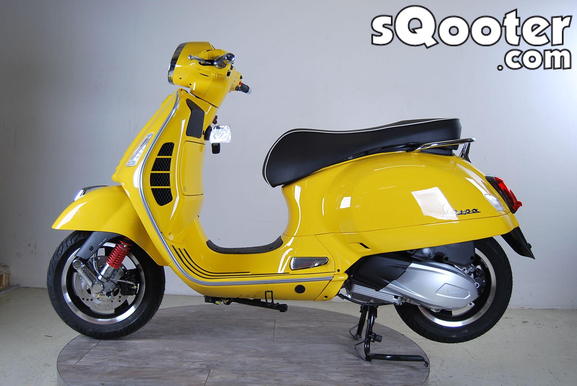 Vespa Sqooter Com
